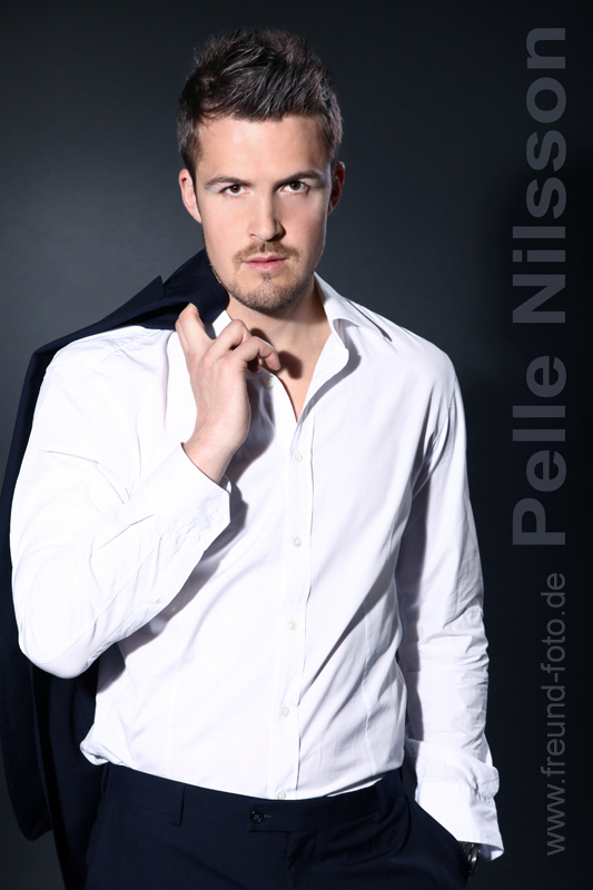 vip person fotoshooting mit pelle nilsson