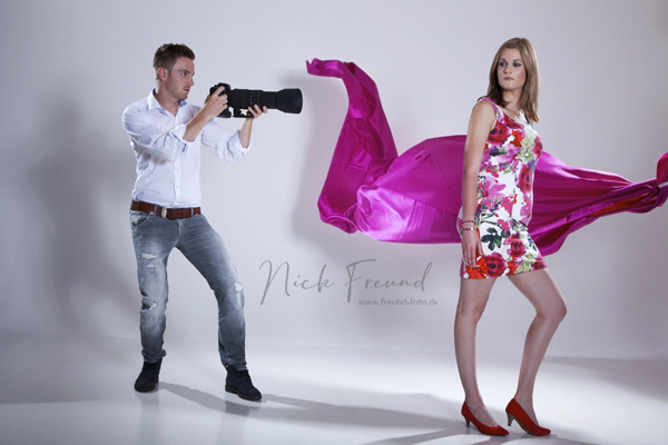 Fotoshooting, Shooting oder Fotosession, eventuell auch Fototermin?